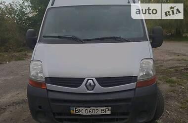 Renault Master пасс. 2008 в Сокале