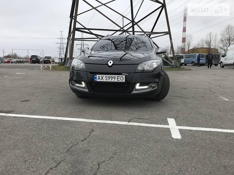 Renault Megane RS 2012 в Харькове