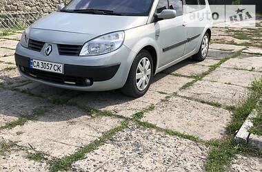 Renault Megane Scenic 2004 в Корсуне-Шевченковском