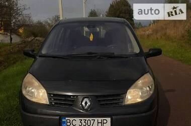 Renault Megane Scenic 2003 в Трускавце
