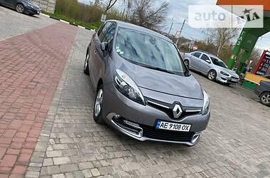 Минивэн Renault Megane Scenic 2014 в Кривом Роге