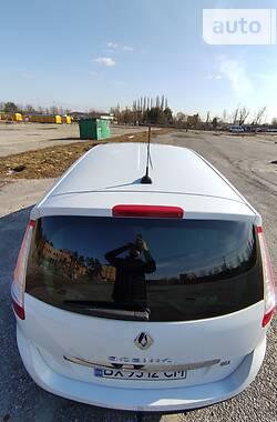 Мінівен Renault Megane Scenic 2012 в Енергодарі