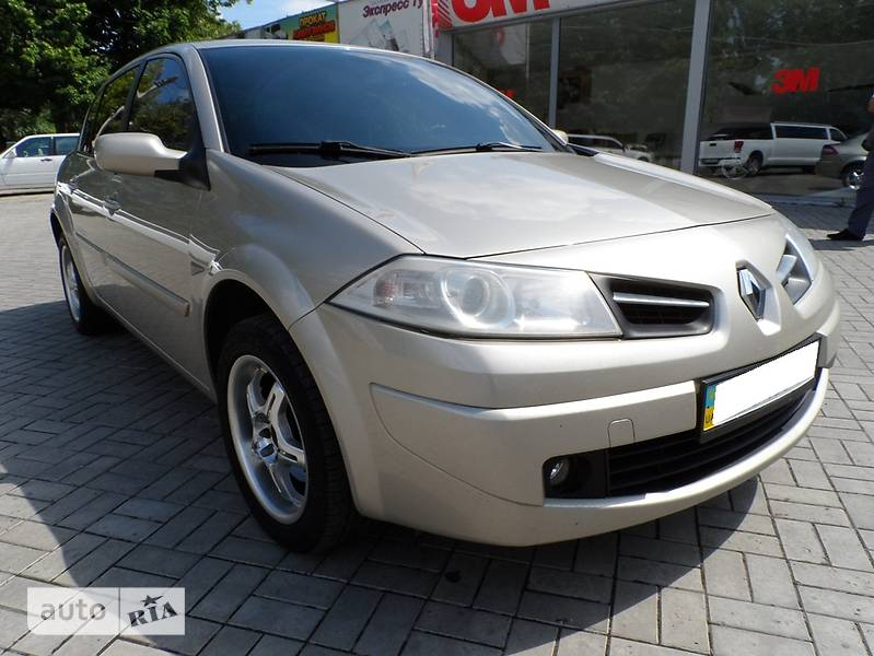 Renault Megane 2008 в Днепре