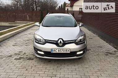 Renault Megane 2014 в Луцке