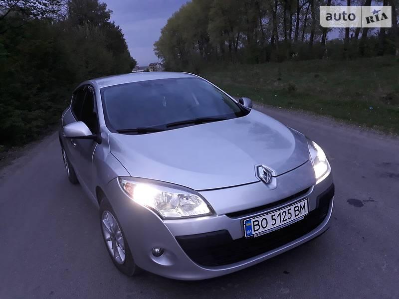 Renault Megane 2010 в Тернополе