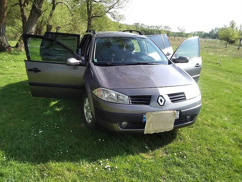 Renault Megane 2004 в Гусятине