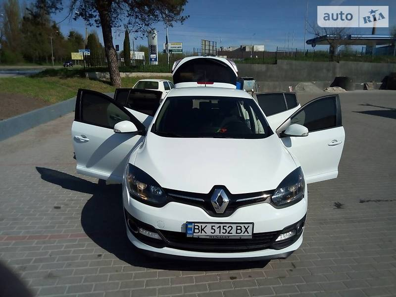 Renault Megane 2015 в Дубні