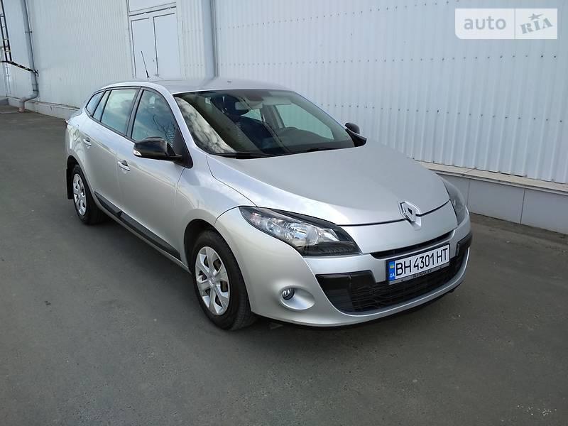 Renault Megane 2011 года