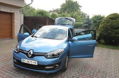 Renault Megane 2015 в Стрые
