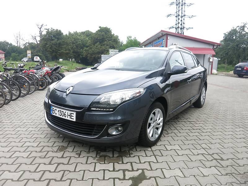 Renault Megane 2012 года в Львове
