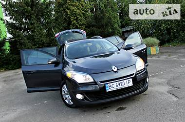 Renault Megane 2012 в Стрые
