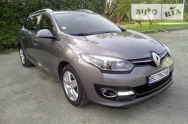 Renault Megane 2014 в Львове
