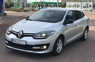 Renault Megane 2015 в Житомире