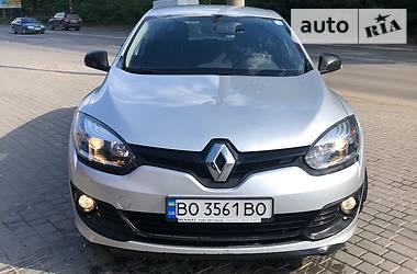 Renault Megane 2014 в Тернополе