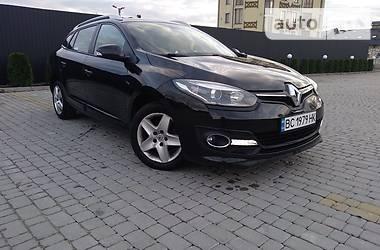 Renault Megane 2016 в Львове