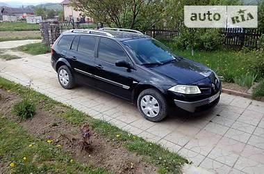 Renault Megane 2006 в Ивано-Франковске