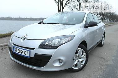 Renault Megane 2011 в Бурштыне