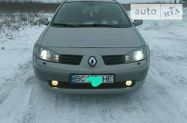 Renault Megane 2004 в Самборе