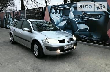 Renault Megane 2005 в Черновцах