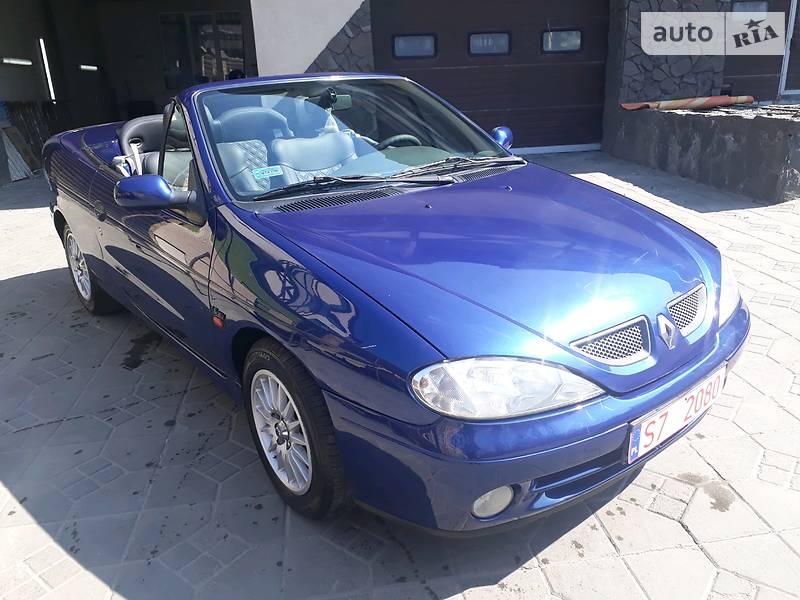 Renault Megane 2000 года в Виннице