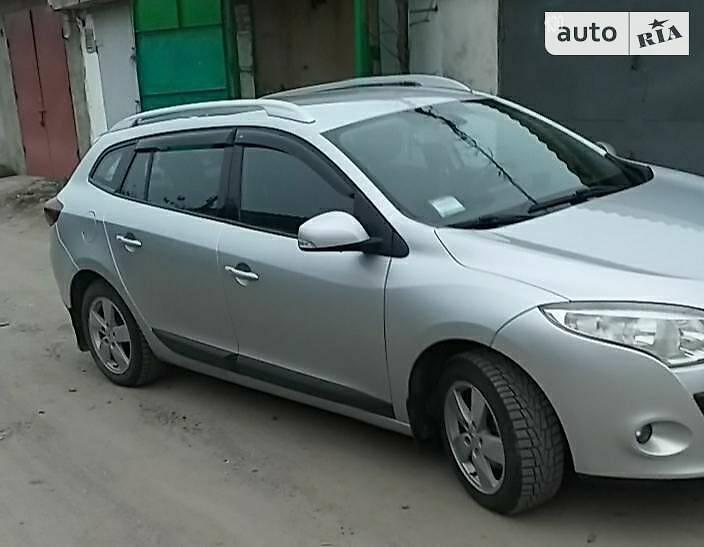 Renault Megane 2011 в Староконстантинове