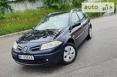 Renault Megane 2007 в Львове