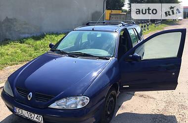 Renault Megane 2003 в Стрые