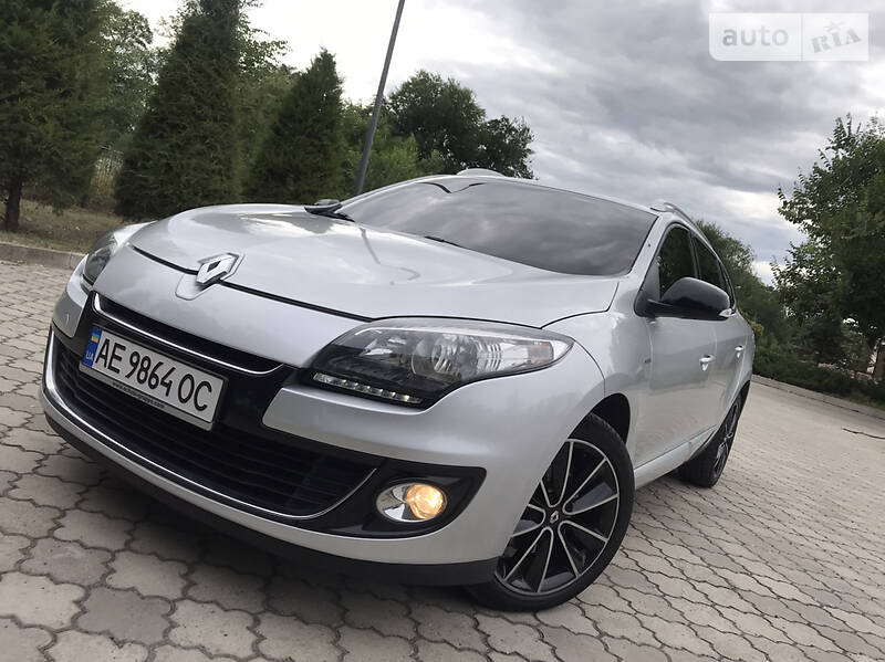 Renault Megane 2013 в Павлограде