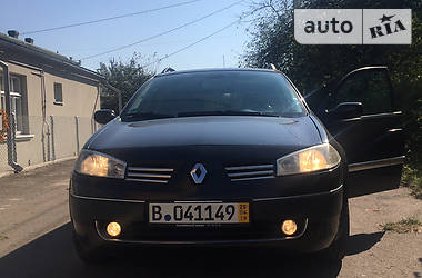Renault Megane 2003 в Ровно
