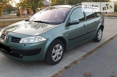Renault Megane 2004 в Новограде-Волынском