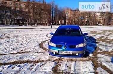 Хэтчбек Renault Megane 2003 в Сумах