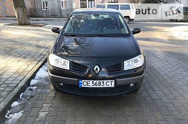 Renault Megane 2006 в Черновцах