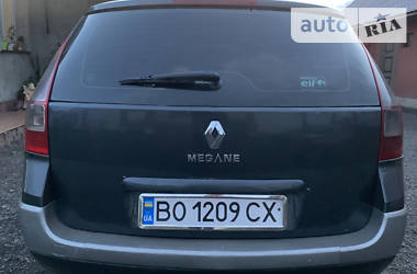 Renault Megane 2007 в Тернополе