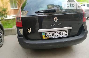 Renault Megane 2008 в Одессе