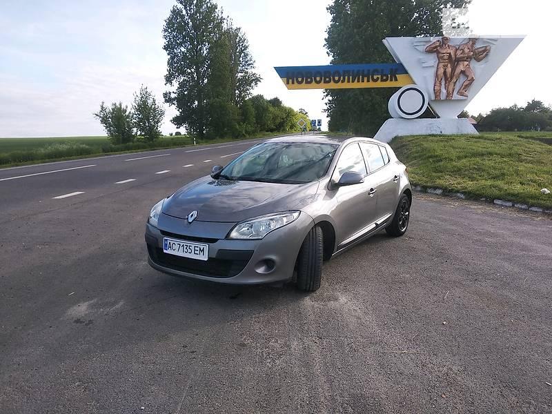 Хэтчбек Renault Megane 2009 в Нововолынске