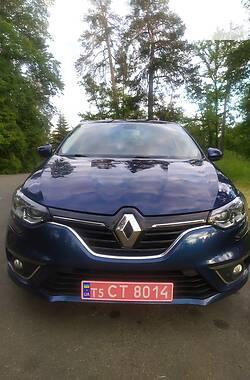 Хэтчбек Renault Megane 2016 в Киеве