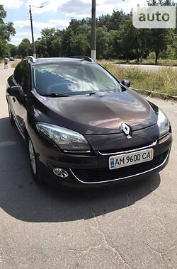 Универсал Renault Megane 2013 в Житомире