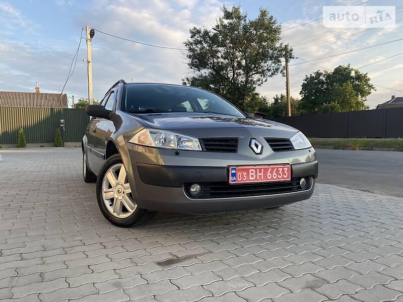 Renault Megane NE FARBOVANA