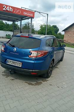 Универсал Renault Megane 2012 в Косове