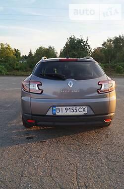 Универсал Renault Megane 2013 в Полтаве