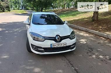 Унiверсал Renault Megane 2015 в Краматорську