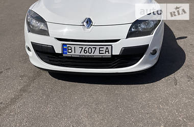 Унiверсал Renault Megane 2010 в Кременчуці