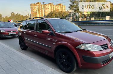 Унiверсал Renault Megane 2005 в Києві