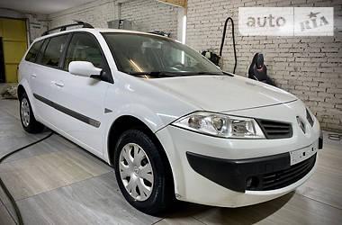 Универсал Renault Megane 2006 в Луцке