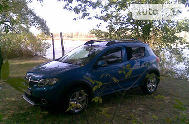 Renault Sandero StepWay 2014 в Чернигове