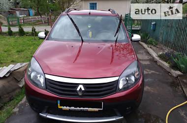 Renault Sandero StepWay 2012 в Луцке