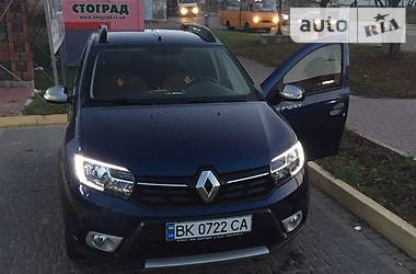 Renault Sandero StepWay 2017 в Ровно