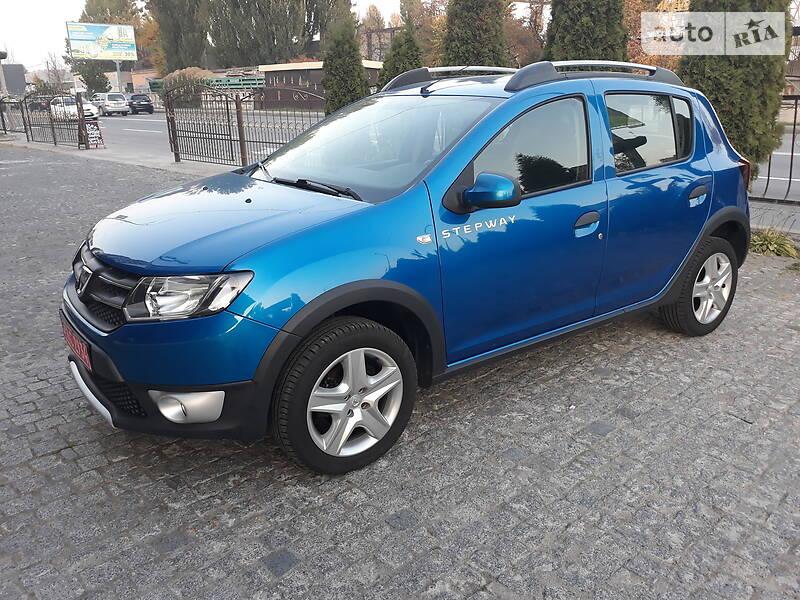 Renault Sandero StepWay 2014 в Киеве