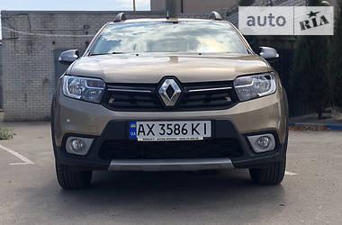 Внедорожник / Кроссовер Renault Sandero StepWay 2019 в Харькове