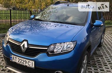 Renault Sandero 2013 в Ивано-Франковске